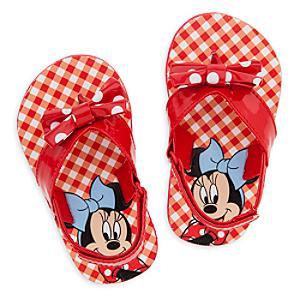 Läs mer om Mimmi Pigg flip-flops för baby