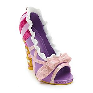 disney-parks-rapunzel-miniature-shoe-ornament-tangled