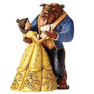 disney-traditions-belle-beast-figurine