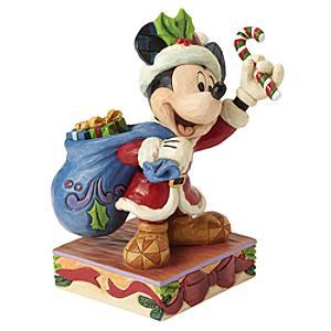 disney-traditions-mickey-mouse-christmas-figurine