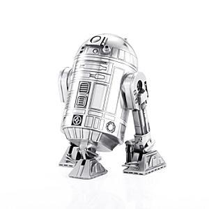 Läs mer om Star Wars Royal Selangor tennburk R2-D2