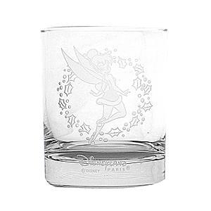 Arribas Glass Collection Christmas Tinker Bell Glass Tumbler
