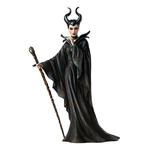 Läs mer om Maleficent statyett, Disney Showcase Haute-Couture
