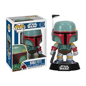 Läs mer om Star Wars Boba Fett Pop! Vinyl-figur Funko