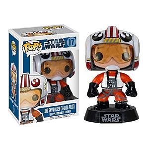 Läs mer om Star Wars Luke Skywalker Pop! Vinyl-figur Funko