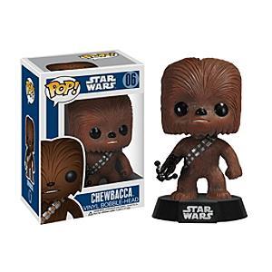 Läs mer om Star Wars Chewbacca Pop! Vinyl-figur Funko