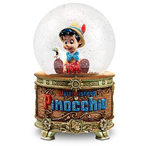 Läs mer om Pinocchio snöglob Limited Edition