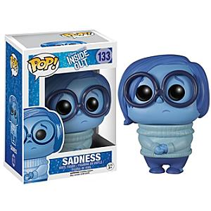 Läs mer om Inside Out Vemod-pop! Vinylfigur Funko