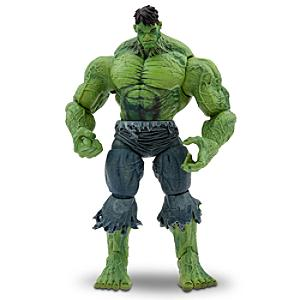 Läs mer om Hulken actionfigur, Marvel Select