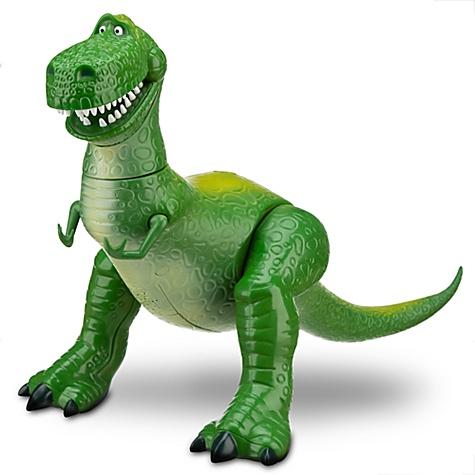 Jouet parlant Rex de Toy Story