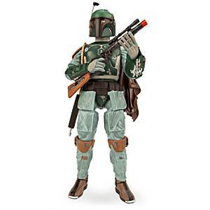 Läs mer om Boba Fett talande Star Wars-figur