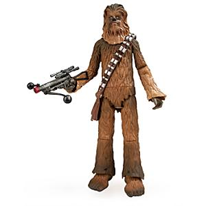 Läs mer om Chewbacca talande actionfigur, Star Wars: The Force Awakens