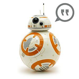 Läs mer om BB-8 interaktiv talande Star Wars-figur
