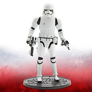 Läs mer om First Order Stormtrooper, Star Wars Elite Series diecast-figur 16,5 cm