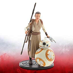 Läs mer om Rey och BB-8, Star Wars Elite Series  diecast-figurer 15 cm