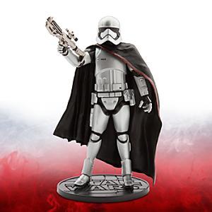 Läs mer om Captain Phasma Star Wars Elite Series diecast-figur 18 cm