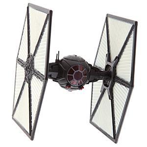 Läs mer om Star Wars First Order TIE-fighter diecast-fordon
