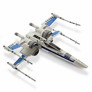 Läs mer om Star Wars Resistance X-Wing-fighter diecast-fordon