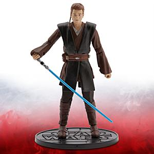 Läs mer om Star Wars Elite Series 15,5 cm diecast-figur, Anakin Skywalker