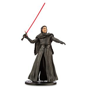 Läs mer om Star Wars Elite-serien, 18 cm diecast-figurer, Kylo Ren utan mask