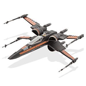 Läs mer om Star Wars Poes X-Wing-fighter diecast-fordon
