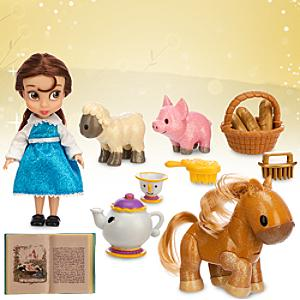 belle-mini-animator-doll-playset