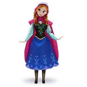 Läs mer om Frost Anna klassisk docka