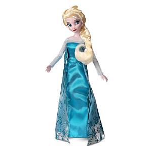 Läs mer om Elsa klassisk docka