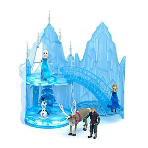 Läs mer om Elsa Frost isslott med speldosa