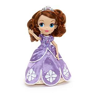 Läs mer om Sofia den Första sjungande docka