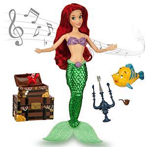 Läs mer om Ariel sjungande docka
