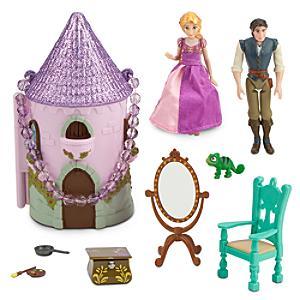 Läs mer om Rapunzel lekset med minislott