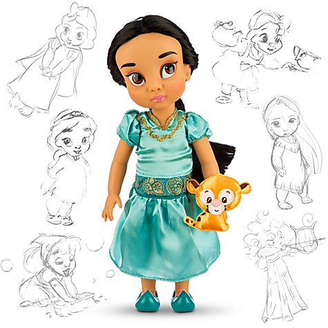 Poupée Animator Jasmine