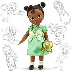 Läs mer om Tiana docka