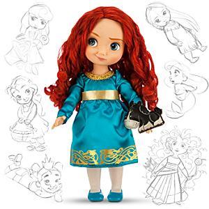 Läs mer om Merida docka