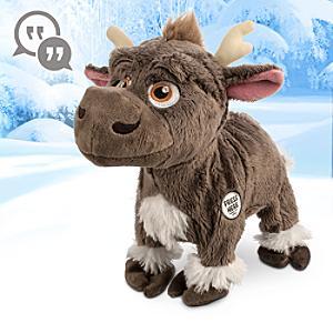 Sven Animators Collection Interactive Soft Toy Frozen