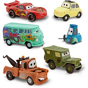Läs mer om Disney Pixar Bilar figurset