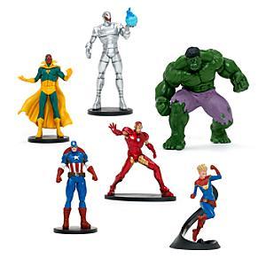 Läs mer om Avengers figurer