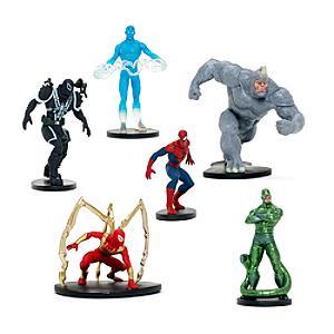 Läs mer om Spiderman-figurer