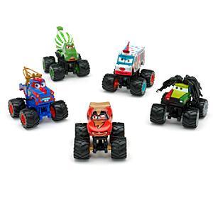 Läs mer om Disney Pixar Bilar Monster Truck Deluxe figurset