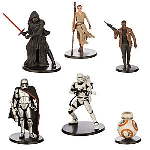 Läs mer om Star Wars: The Force Awakens lekset med figurer
