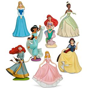 Läs mer om Disney Prinsessor figurer