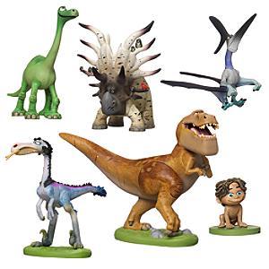 Läs mer om Den gode dinosaurien figurset