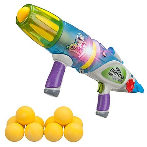 Pistolet à balles phosphorescentes Buzz l'?clair Toy Story