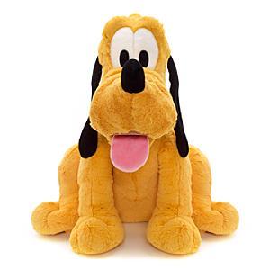 Läs mer om Pluto stort gosedjur