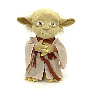 Läs mer om Yoda litet gosedjur