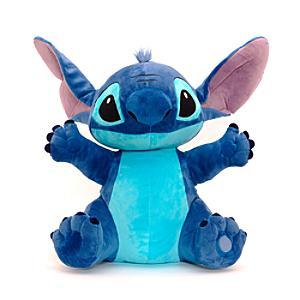 Läs mer om Stort Stitch-gosedjur
