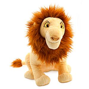 Läs mer om Simba stort gosedjur