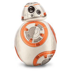 Läs mer om Star Wars BB-8 liten gosedocka