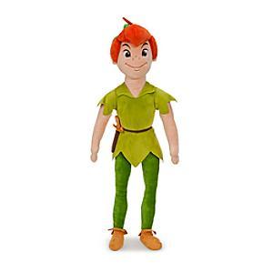 Läs mer om Peter Pan 55 cm gosedjursdocka